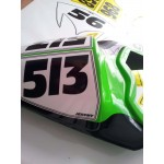 Motorcycle Number Plates