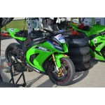 Kawasaki Ninja Side fairing decals ZX10R